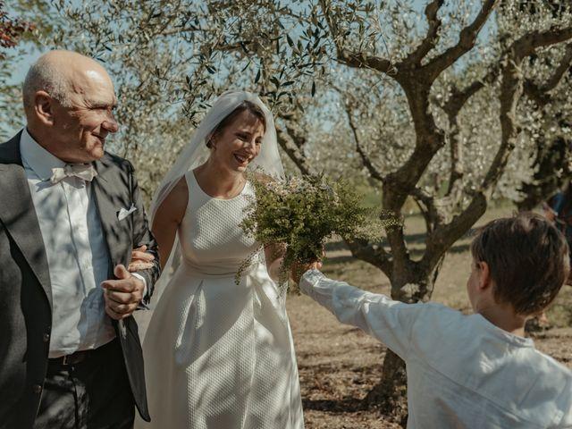 Il matrimonio di Francesco e Matilde a Saludecio, Rimini 30