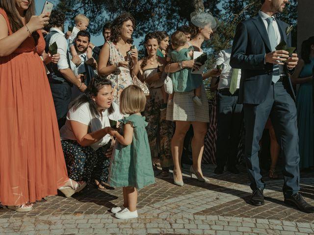 Il matrimonio di Francesco e Matilde a Saludecio, Rimini 44