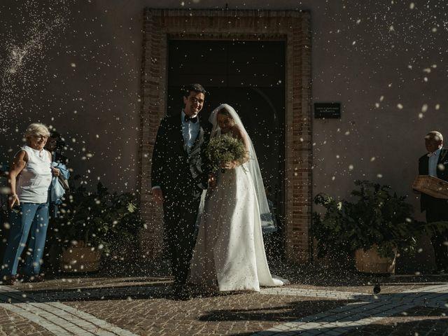 Il matrimonio di Francesco e Matilde a Saludecio, Rimini 45
