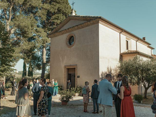 Il matrimonio di Francesco e Matilde a Saludecio, Rimini 48