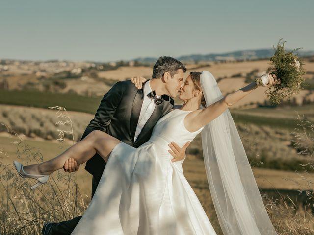 Il matrimonio di Francesco e Matilde a Saludecio, Rimini 50