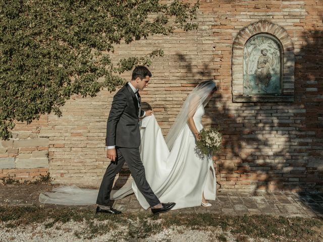 Il matrimonio di Francesco e Matilde a Saludecio, Rimini 54