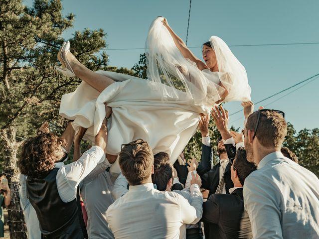 Il matrimonio di Francesco e Matilde a Saludecio, Rimini 62