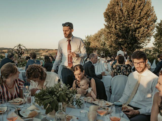 Il matrimonio di Francesco e Matilde a Saludecio, Rimini 63