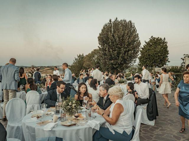 Il matrimonio di Francesco e Matilde a Saludecio, Rimini 67