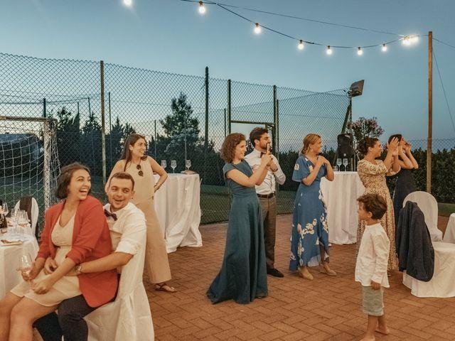 Il matrimonio di Francesco e Matilde a Saludecio, Rimini 68