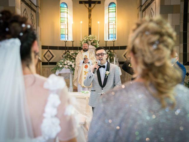 Il matrimonio di Michele e Erika a Sarzana, La Spezia 9