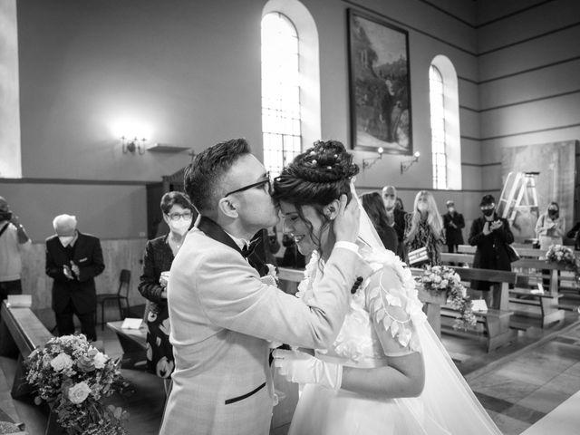 Il matrimonio di Michele e Erika a Sarzana, La Spezia 11