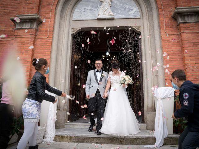 Il matrimonio di Michele e Erika a Sarzana, La Spezia 21