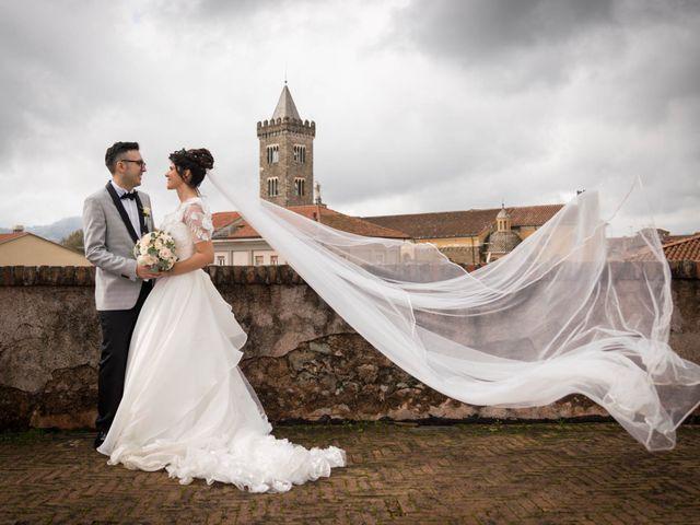Il matrimonio di Michele e Erika a Sarzana, La Spezia 24