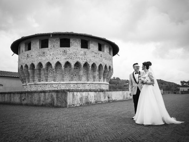 Il matrimonio di Michele e Erika a Sarzana, La Spezia 30