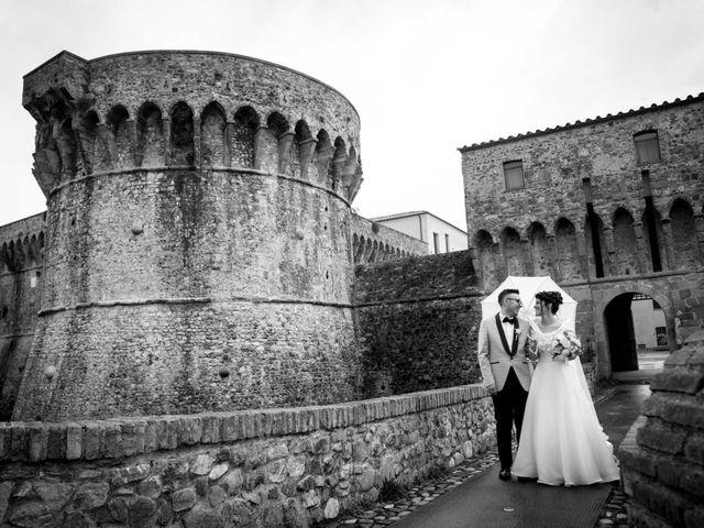Il matrimonio di Michele e Erika a Sarzana, La Spezia 32