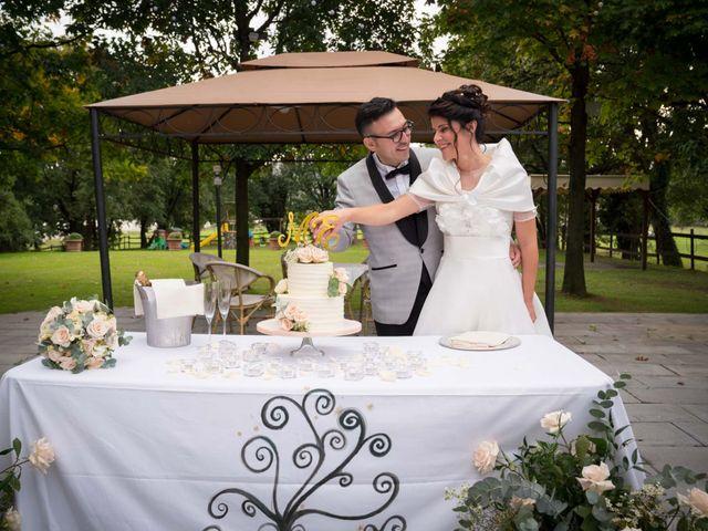 Il matrimonio di Michele e Erika a Sarzana, La Spezia 37