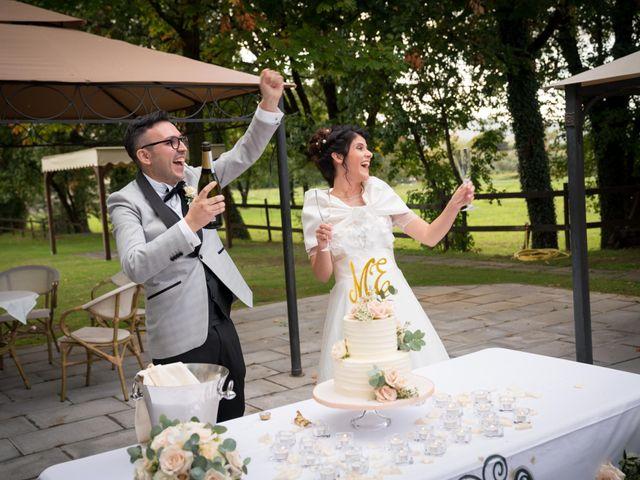 Il matrimonio di Michele e Erika a Sarzana, La Spezia 38