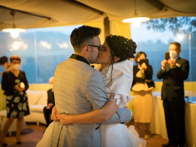 Il matrimonio di Michele e Erika a Sarzana, La Spezia 40