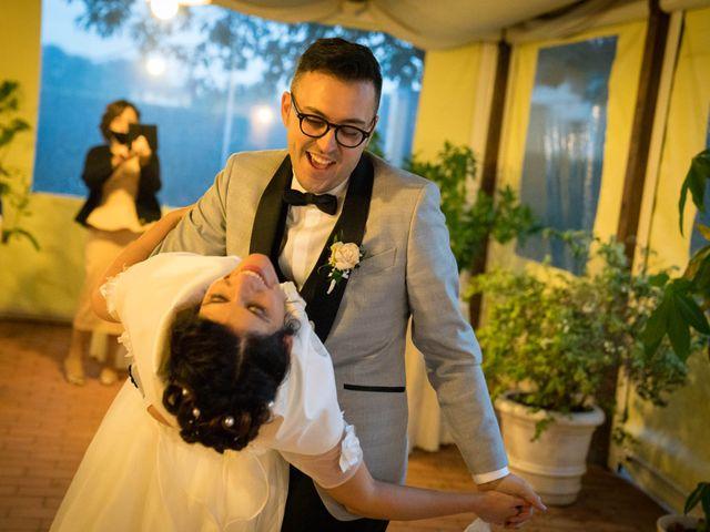 Il matrimonio di Michele e Erika a Sarzana, La Spezia 41