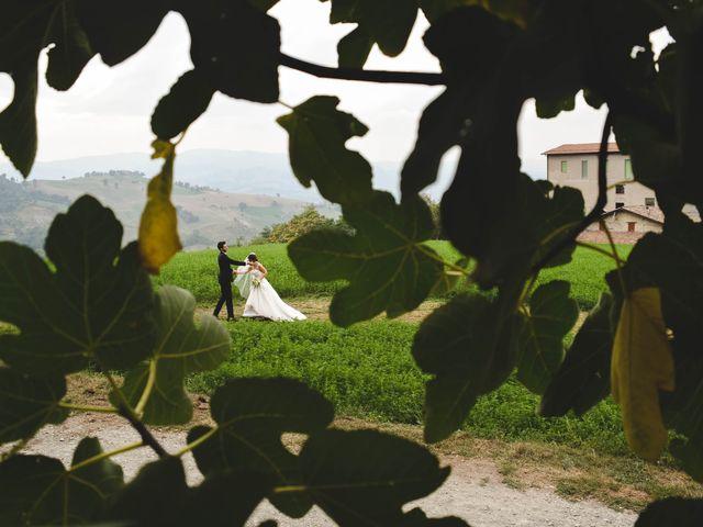 Le nozze di Mirko e Giorgia