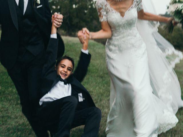 Le nozze di Cristina e Donato