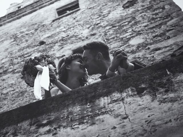 Il matrimonio di Demis e Ilaria a Nettuno, Roma 17