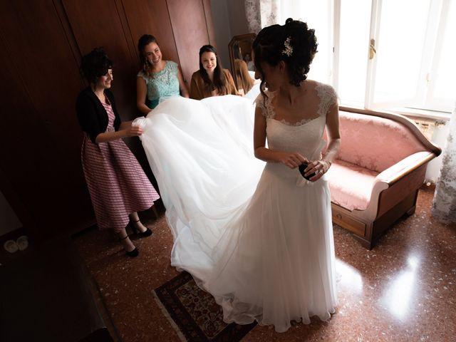 Il matrimonio di Domiziana e Andrea a Pisa, Pisa 7