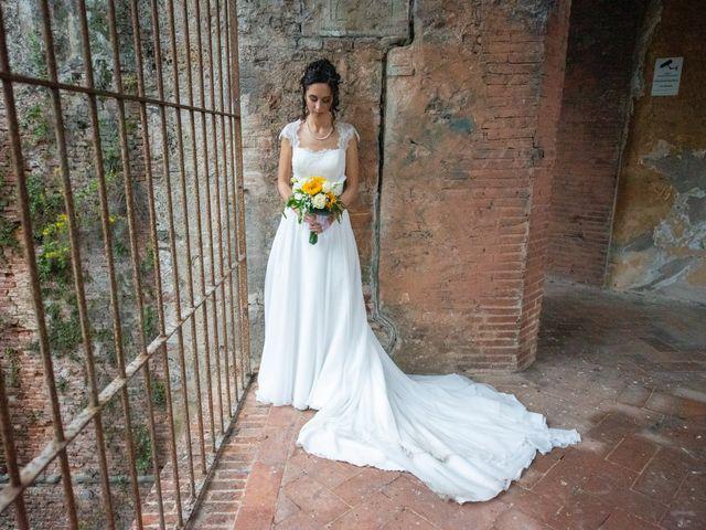 Il matrimonio di Domiziana e Andrea a Pisa, Pisa 15