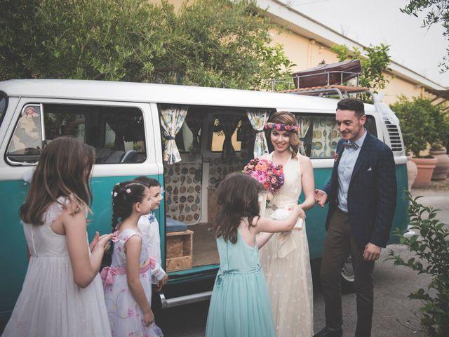 Il matrimonio di Demis e Ilaria a Nettuno, Roma 25
