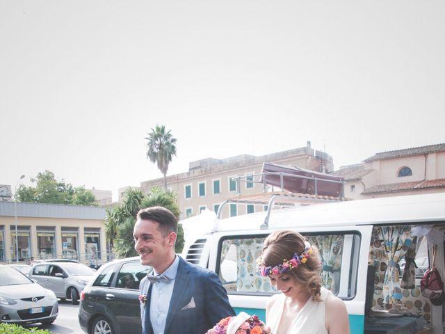 Il matrimonio di Demis e Ilaria a Nettuno, Roma 31