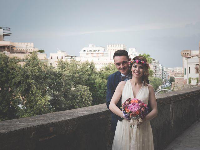 Il matrimonio di Demis e Ilaria a Nettuno, Roma 35