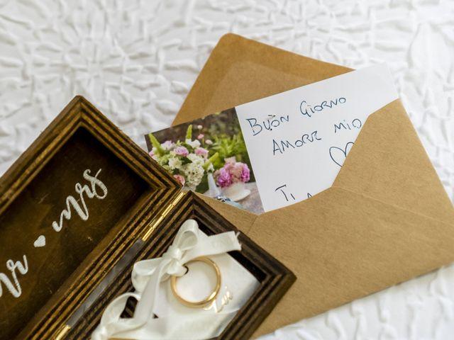 Il matrimonio di Johnny e Giulia a Soriso, Novara 6