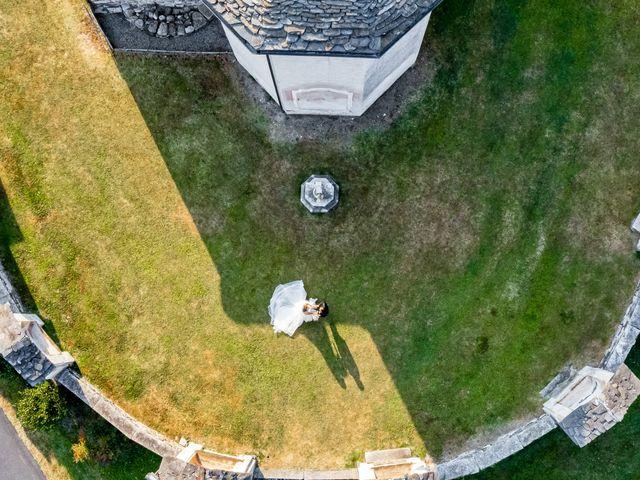 Il matrimonio di Johnny e Giulia a Soriso, Novara 10