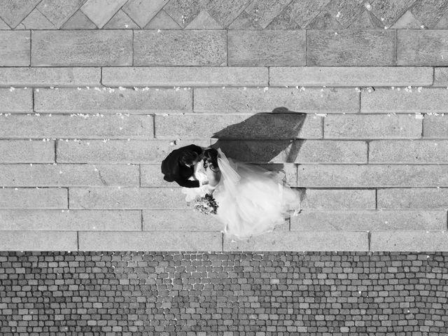 Il matrimonio di Johnny e Giulia a Soriso, Novara 12