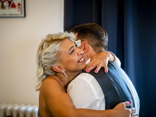 Il matrimonio di Johnny e Giulia a Soriso, Novara 16