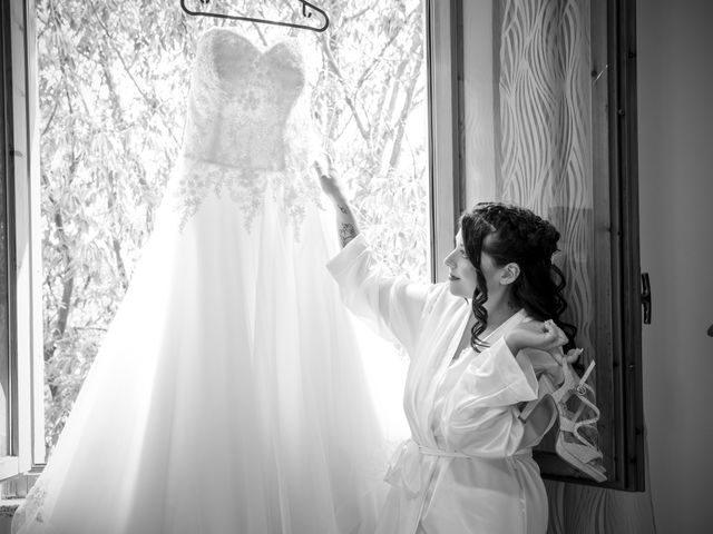 Il matrimonio di Johnny e Giulia a Soriso, Novara 18