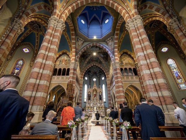 Il matrimonio di Johnny e Giulia a Soriso, Novara 22