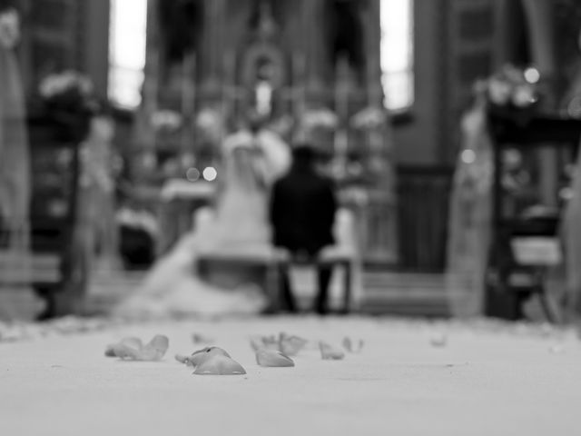 Il matrimonio di Johnny e Giulia a Soriso, Novara 23