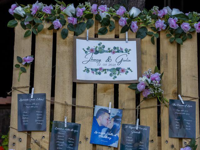 Il matrimonio di Johnny e Giulia a Soriso, Novara 28