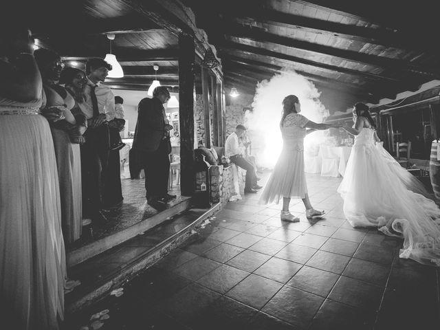 Il matrimonio di Johnny e Giulia a Soriso, Novara 30