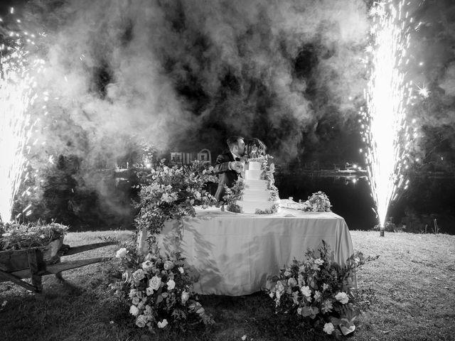 Il matrimonio di Johnny e Giulia a Soriso, Novara 33