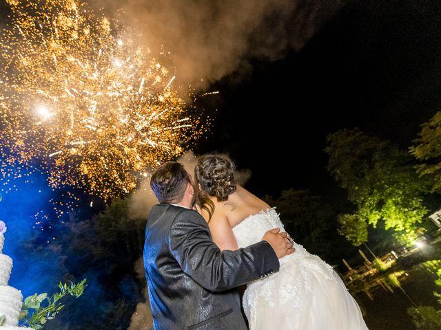 Il matrimonio di Johnny e Giulia a Soriso, Novara 2