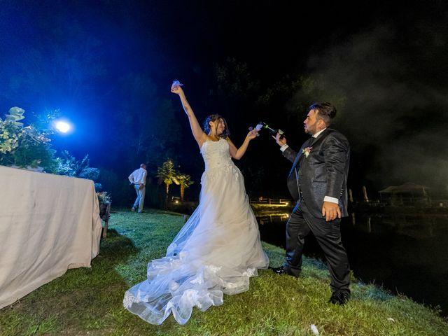 Il matrimonio di Johnny e Giulia a Soriso, Novara 34