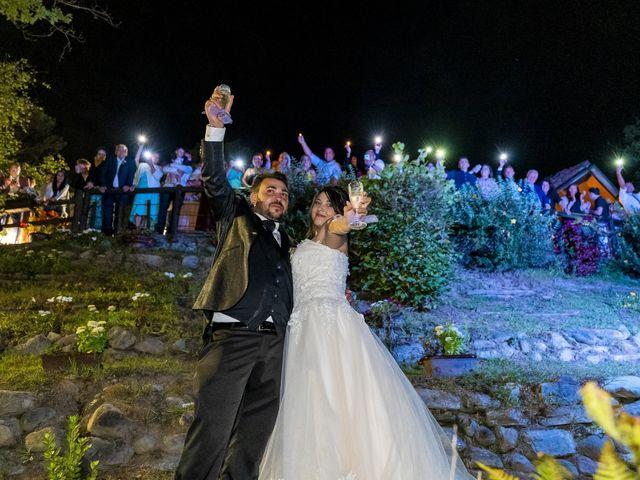 Il matrimonio di Johnny e Giulia a Soriso, Novara 35