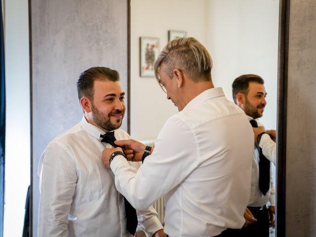 Il matrimonio di Johnny e Giulia a Soriso, Novara 39