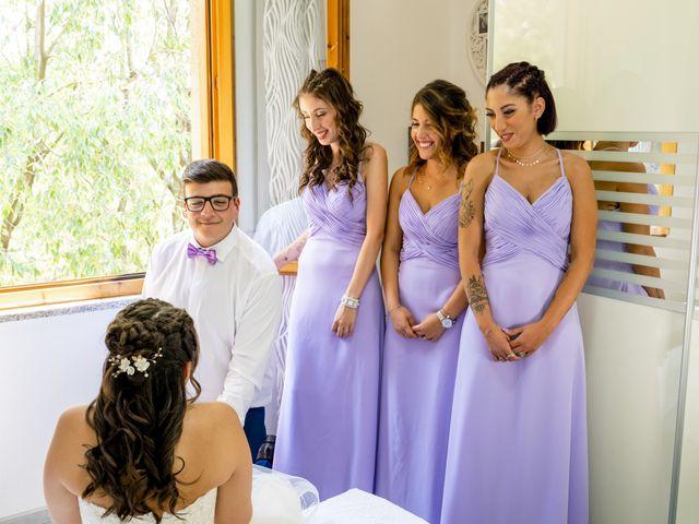Il matrimonio di Johnny e Giulia a Soriso, Novara 49
