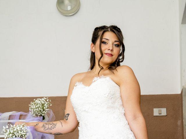 Il matrimonio di Johnny e Giulia a Soriso, Novara 57