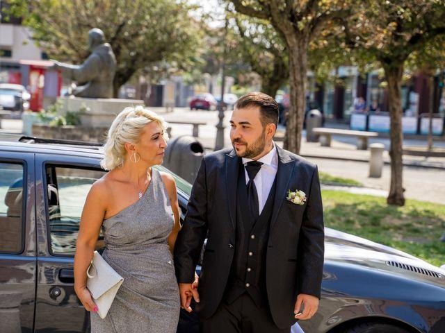 Il matrimonio di Johnny e Giulia a Soriso, Novara 59