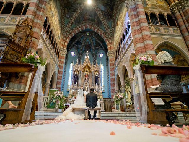 Il matrimonio di Johnny e Giulia a Soriso, Novara 67