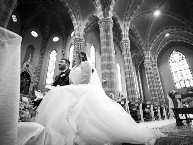 Il matrimonio di Johnny e Giulia a Soriso, Novara 68