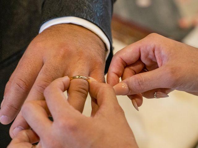 Il matrimonio di Johnny e Giulia a Soriso, Novara 70