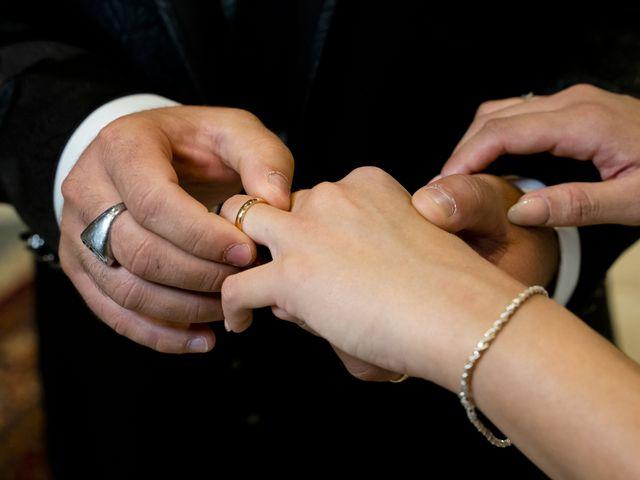 Il matrimonio di Johnny e Giulia a Soriso, Novara 71