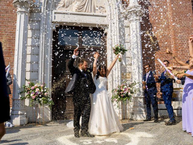 Il matrimonio di Johnny e Giulia a Soriso, Novara 72